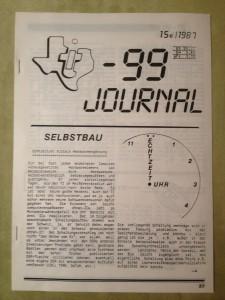 TI-99 Journal 15c/1987