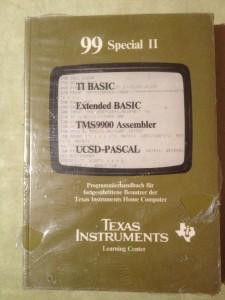 99 Special II 295/73831 ISBN 3-88078-045-5 © 1984 Apesoft