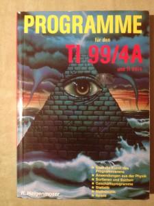 Das TI99/4A Kochbuch Teil 1 R. Heigenmoser ISBN 3-88963-149-5 © 1983 Ingenieur W. Hofacker