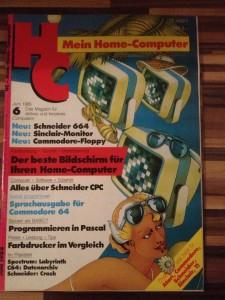 HC - Mein Home-Computer 6/1985 Juni