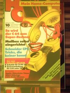 HC - Mein Home-Computer 10/1985 Oktober