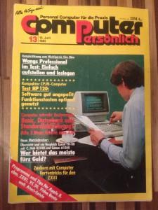 Computer Persönlich Nr. 13, 15. Juni 1983