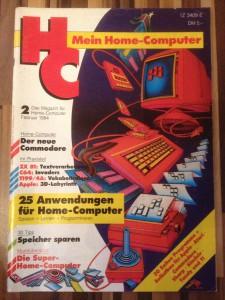 HC - Mein Home-Computer 2/1984 Februar