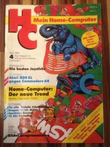 HC - Mein Home-Computer 4/1984 April