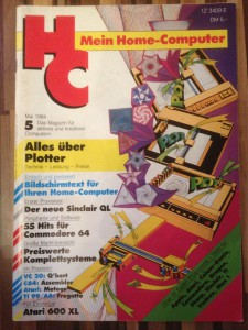HC - Mein Home-Computer 5/1984 Mai