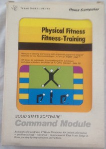 Physical Fitness (I do not own this manual) PHM 3010,  1104990 © 1979 Texas Instruments