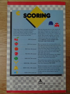 Pac-Man RX8500 © 1983 Atari, Inc.