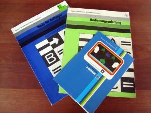Basic für Anfänger German release of Beginner's Basic 1104973-10, Printed in Holland