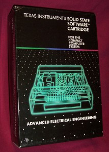 Advanced Electrical Engineering SS-3007