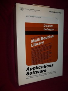 Math Routine Library PHD 5006