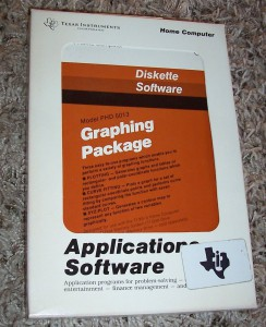 Graphing Package PHD 5013