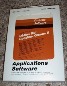 Oldies But Goodies - Games II PHD 5017