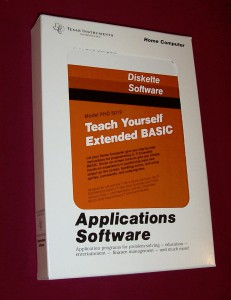 Teach Yourself Extended BASIC PHD 5019