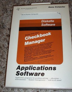 Checkbook Manager PHD 5021