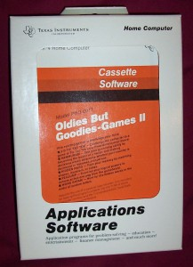 Oldies But Goodies - Games II PHT 6017